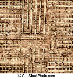 de madera, -, seamless, textura, tabla