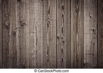 de madera, viejo, tablas