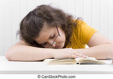 de, moe, student