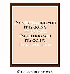 de motivación, quote., inspirador