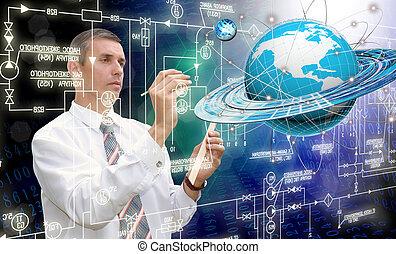 de, newest, internet, technologieën