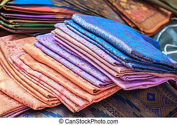de opslag van de kleding