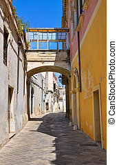 De Pandi Palace. Nardo. Puglia. Italy.
