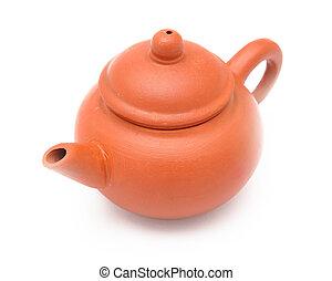 de pot van de thee