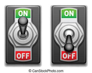 de, switches.