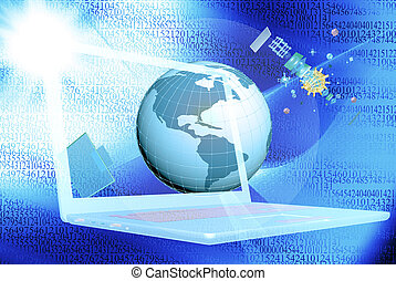 de, technologie, internet