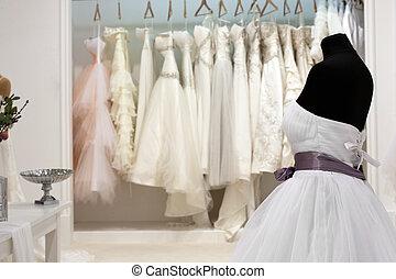 de, verbreidingsgebied, van, de kleding van het huwelijk,...