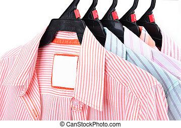de winkel van kleren