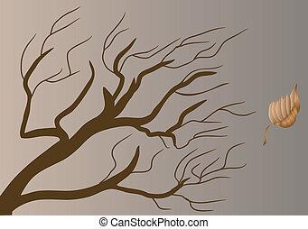 dead branch