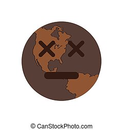 Dead earth emote. Earth day