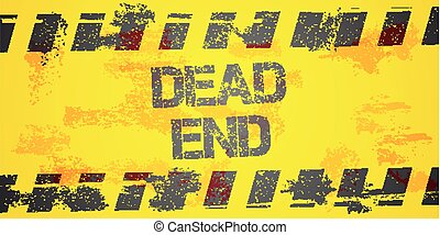 Dead End Background
