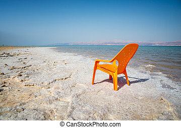 Dead Sea in Israel