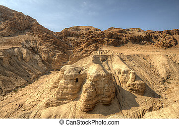 Dead Sea Scroll Daves - Cave of the Dead Sea Scrolls, known...