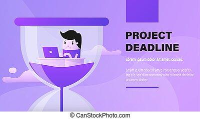 deadline.