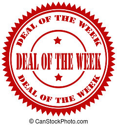 Deal Of The Week-stamp