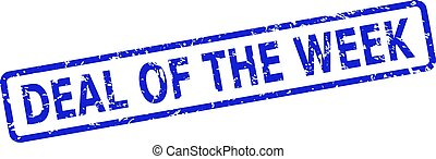 DEAL OF THE WEEK Stamp with Unclean Style and Rounded Rect Frame