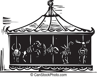 Death Carousel