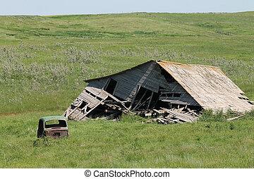 Death on the Prairies