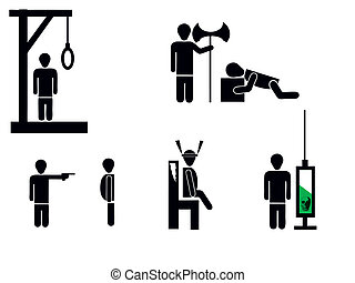 death penalty different methods of punishment