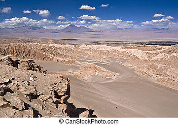 death valley, (chile)
