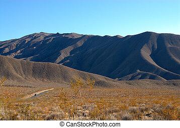 death valley, kalifornien, usa