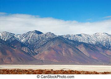 Salt Pan, Death Valley National Park, California, USA