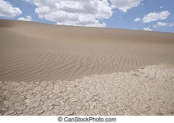 Death Valley Sand Dune
