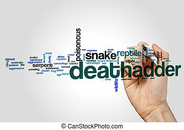 deathadder, parola, nuvola