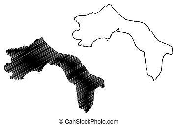 Debar Municipality (Republic of North Macedonia, ...