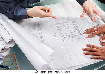debata, nad, architektura, design