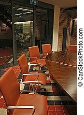Debate room