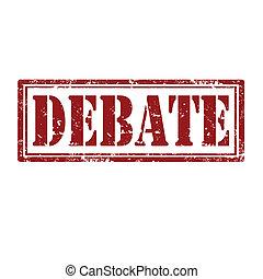debate-stamp
