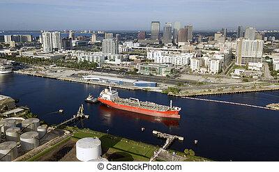 deber, poco, doble, barcos, transportación, transporte,...