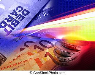 Debit transaction
