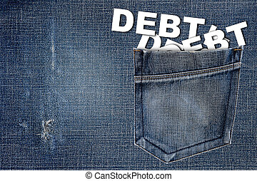 Debt Conccept, Financial Crisis