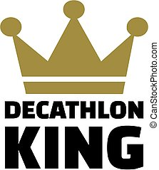 Decathlon king