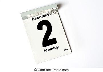 december, 2., 2013