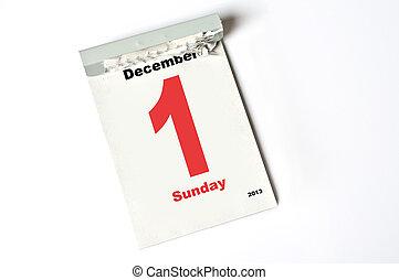 december, 2013, 1.