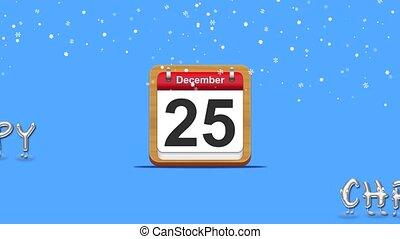 December 25.