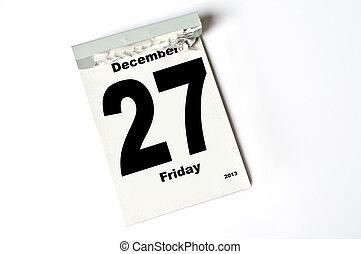 december, 27., 2013