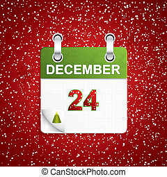 24 december Clipart and Stock Illustrations. 241 24 ...