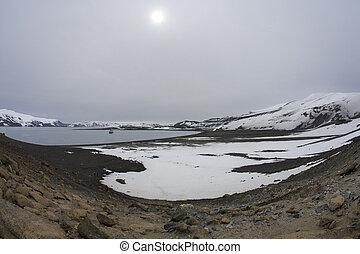 Deception Island - Antarctic Peninsula - Antarctica