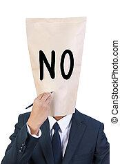 decir,  no