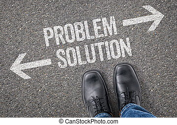 Decision at a crossroad - Problem or Solution