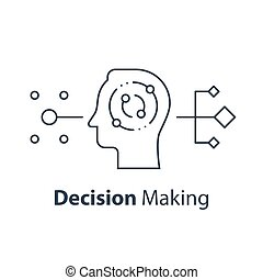 Decision making, critical thinking, psychology or psychiatry...