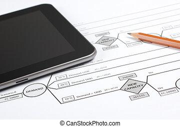 Decision tree (management) - Printed decision tree (new ...