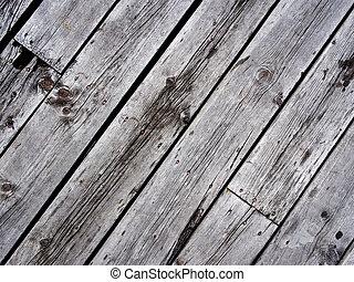 Deck boards background