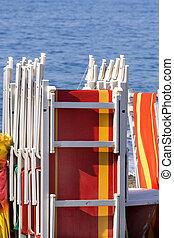 Deck-chair