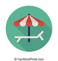 deck flat icon