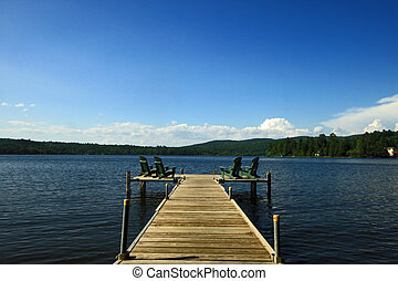 Deck on the lake 3